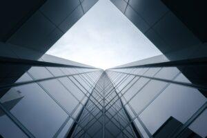 Glass building verne-ho unsplash