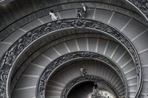 Spiral staircase-yoosun-won unsplash