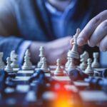 Game of chess - planning and strategy
